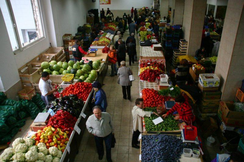 piețe agro, local.