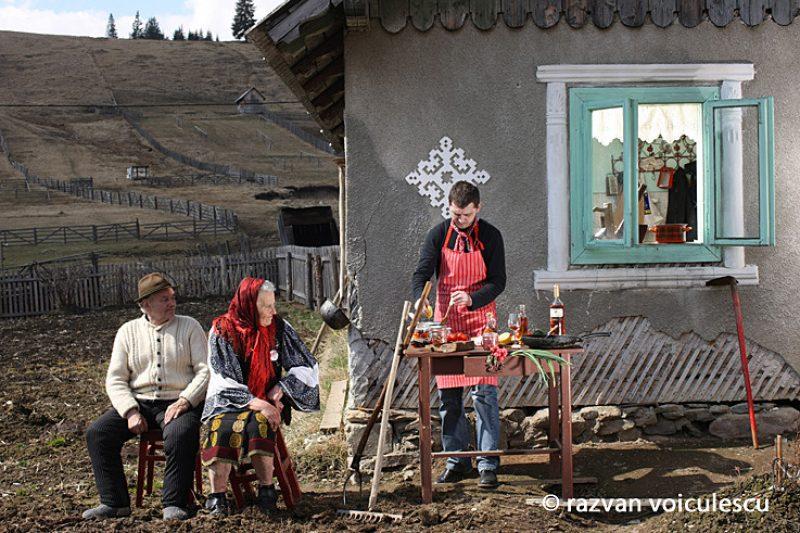 melci, snails, ouă încondeiate, bucătăria hoinară, moldova