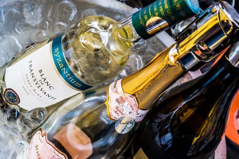 vin alb, spumant, rose wine pairing